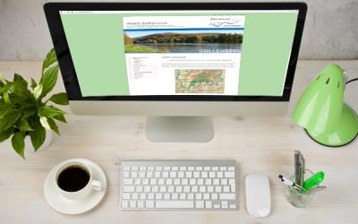 Webseite Allianz Südspessart