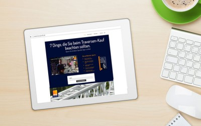 Webseite Truss-Profis