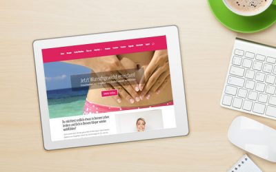 Webseiten-Relaunch klugVital