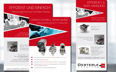 Roll-Up und Plakate Fa. Oesterle