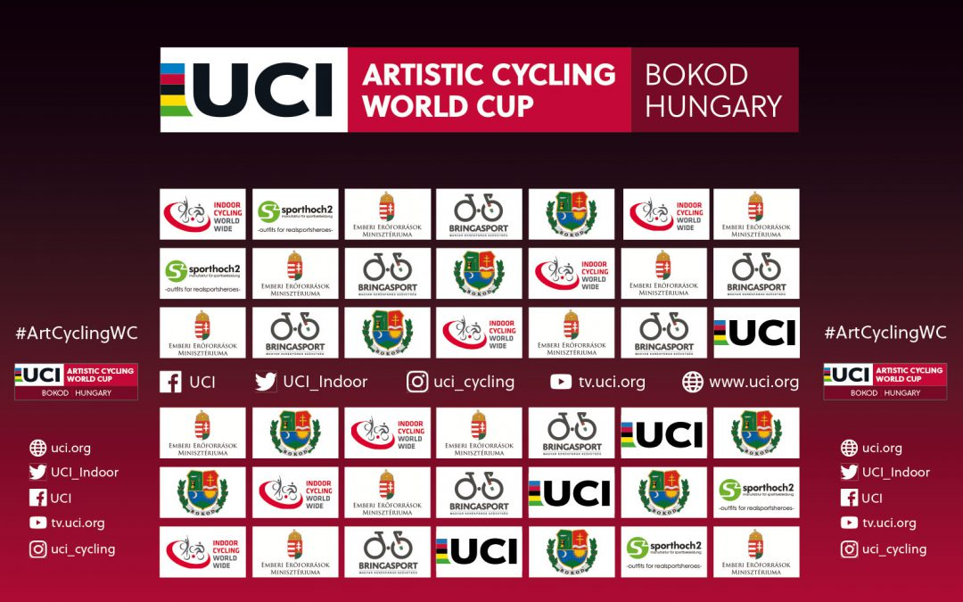 Sieger-Wand Indoorcycling World Wide